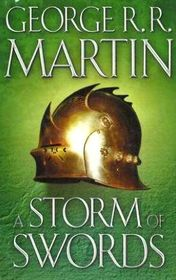 "George R. R. Martin 03 ""A Storm of Swords"""