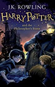 "J. K. Rowling 01 ""Harry Potter and the Philosopher's Stone"""